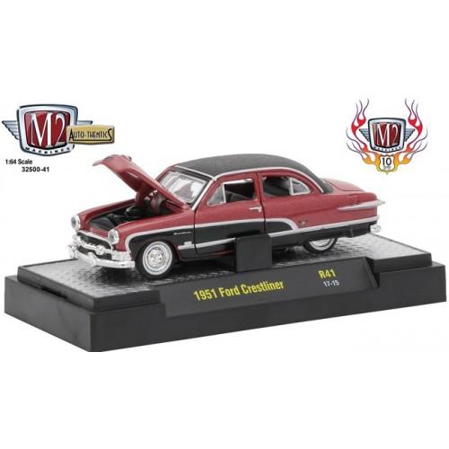 Auto-Thentics Release 41 - 1951 Ford Crestliner
