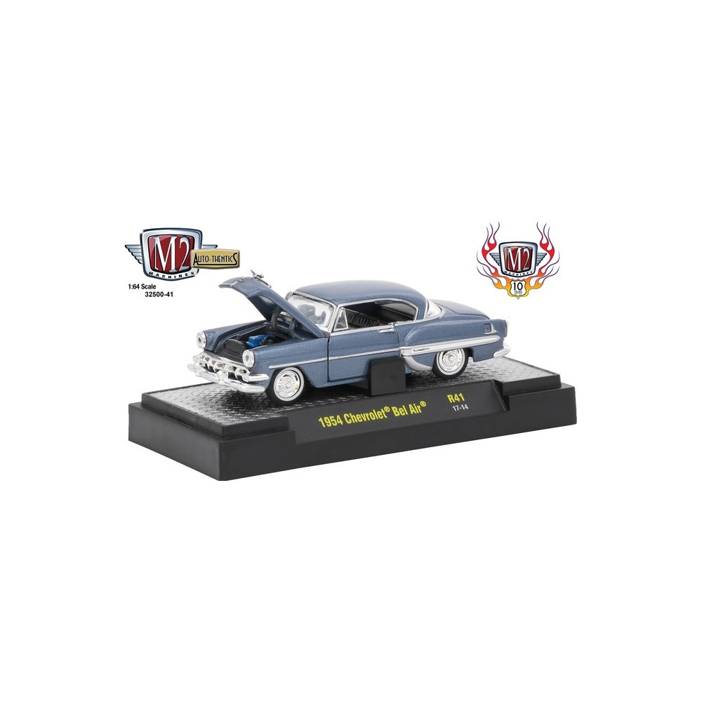 Auto-Thentics Release 41 - 1954 Chevy Bel Air