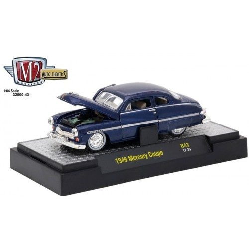 Auto-Thentics Release 43 - 1949 Mercury Coupe