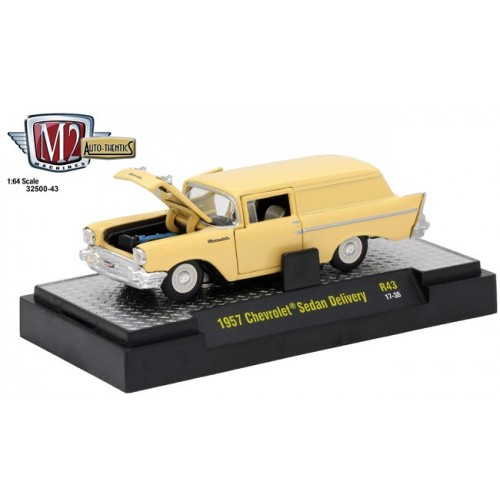 Auto-Thentics Release 43 - 1957 Chevy Sedan Delivery