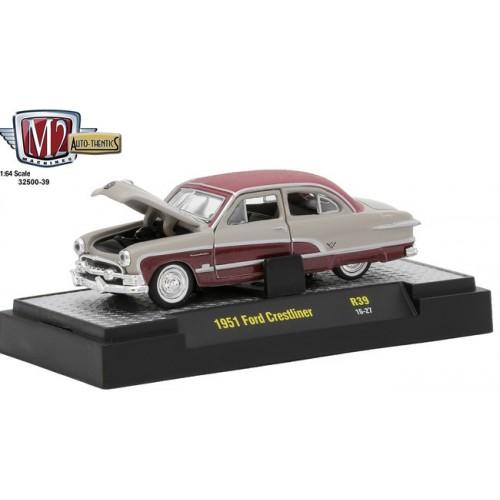 Auto-Thentics Release 39 - 1951 Ford Crestliner