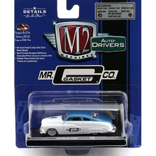 Drivers Release 42 - 1949 Mercury Custom