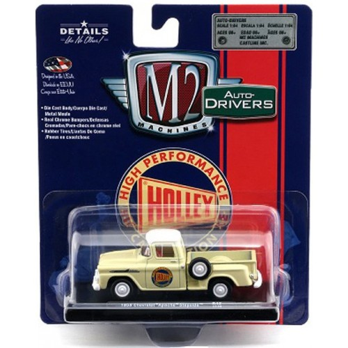 Drivers Release 42 - 1958 Chevy Apache Step Side Truck