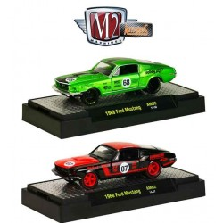 Auto-Mods Release 2 - 1968 Ford Mustang 2+2 Set