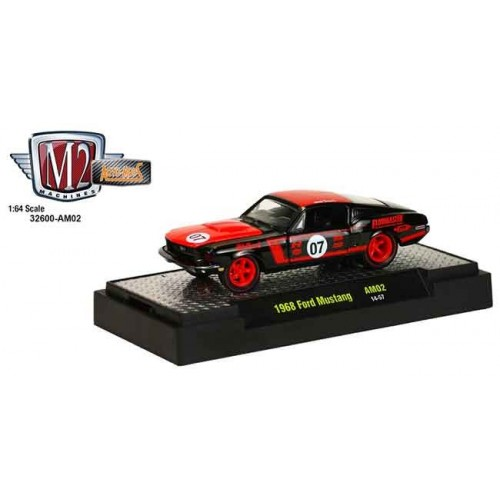 Auto-Mods Release 2 - 1968 Ford Mustang 2+2
