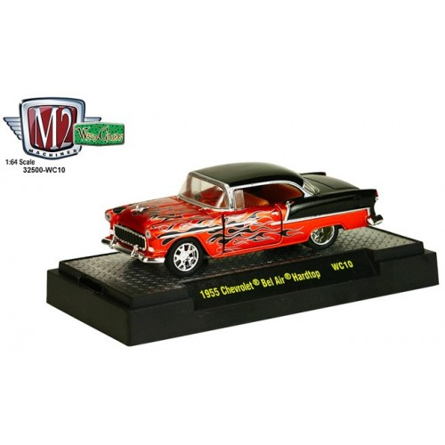 Wild Cards Release 10 - 1955 Chevy Bel Air Hardtop