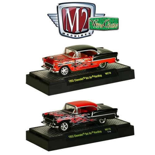 Wild Cards Release 10 - 1955 Chevy Bel Air Set