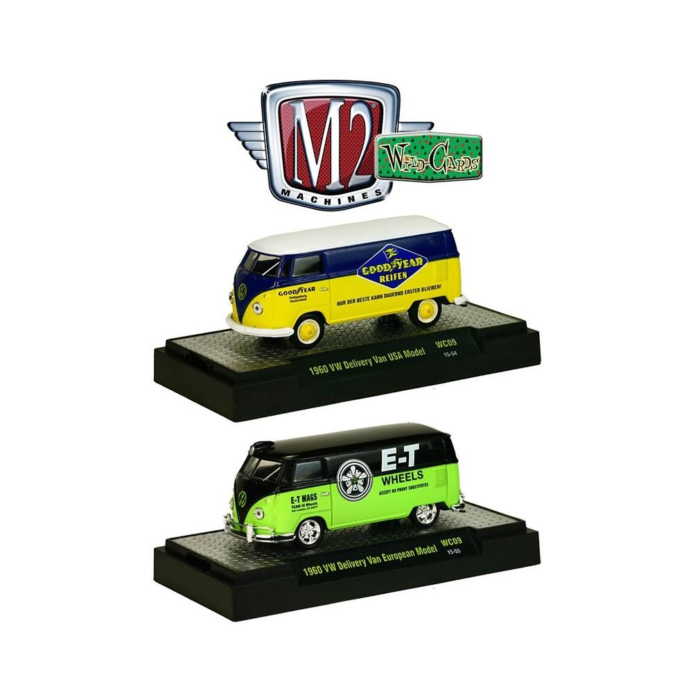 Wild Cards Release 9 - 1960 Volkswagen Delivery Van Set