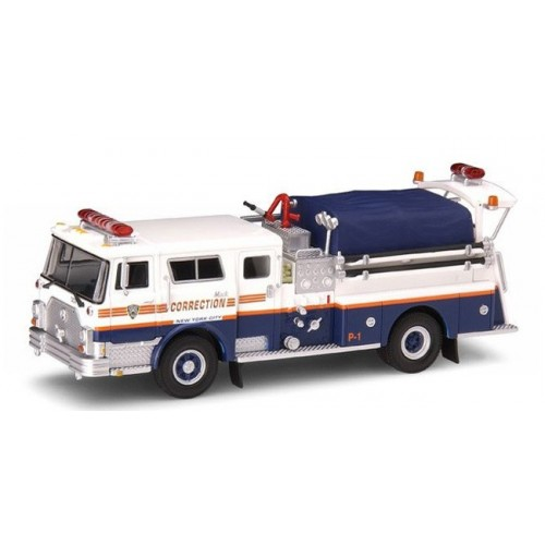 Mack CF Pumper - New York Department of Corrections