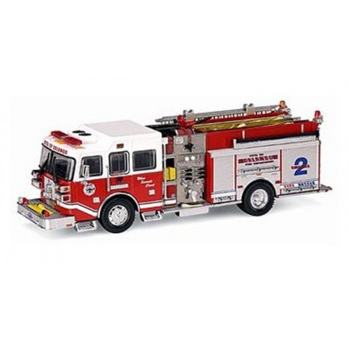 Sutphen Fire Pumper - Orlando Fire Department