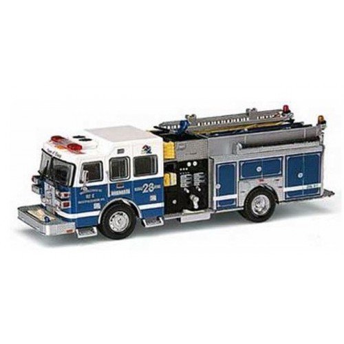 Sutphen Fire Pumper - West Haverstraw New York