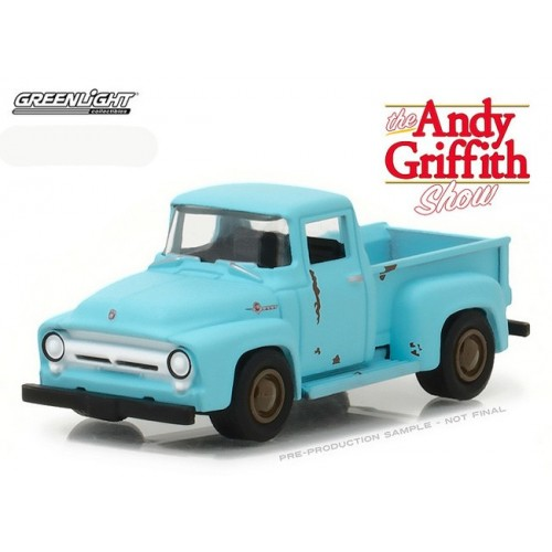 Hollywood Series 17 - 1956 Ford F-100 Truck