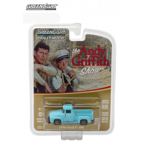 Hollywood Series 17 1956 Ford F-100 Truck