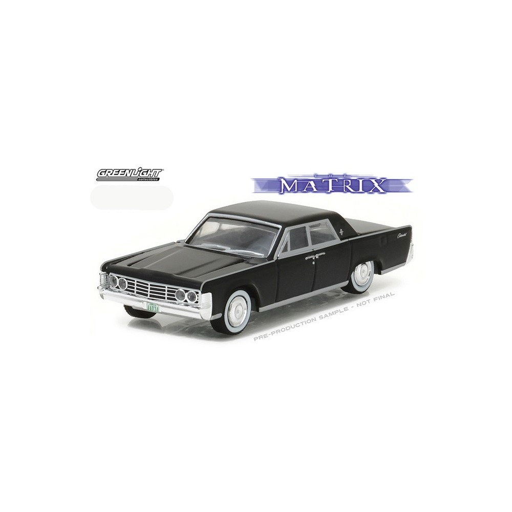 greenlight hollywood series 17 1965 lincoln continental. Black Bedroom Furniture Sets. Home Design Ideas