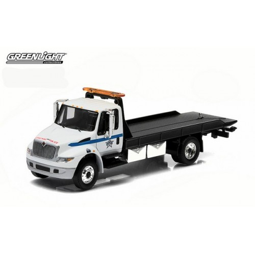 HD Trucks Series 1 - International DuraStar Flatbed Truck
