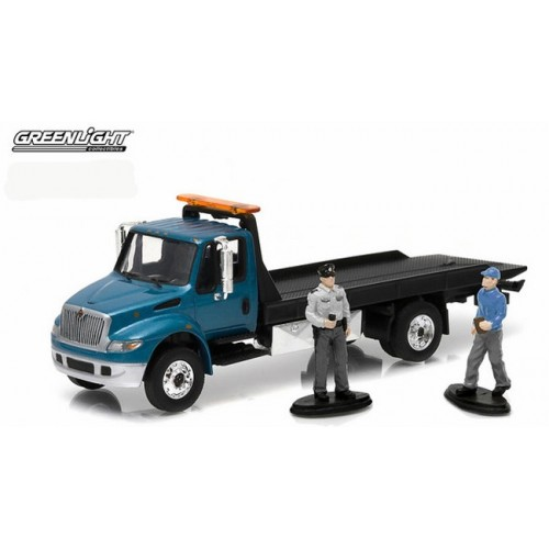 HD Trucks Series 2 - International DuraStar Flatbed Truck