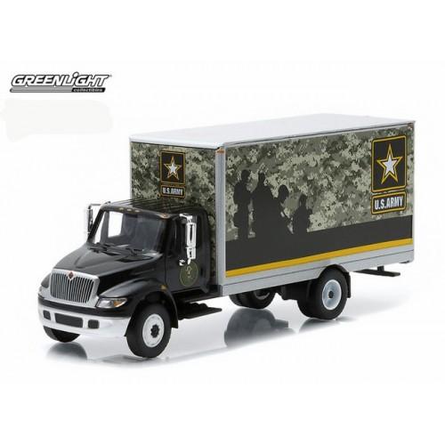 HD Trucks Series 3 - International DuraStar Box Van US Army