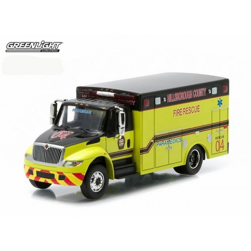 HD Trucks Series 3 - International DuraStar Ambulance