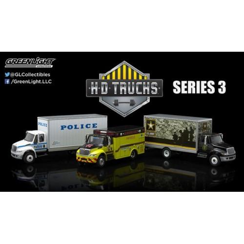 HD Trucks Series 3 - SET