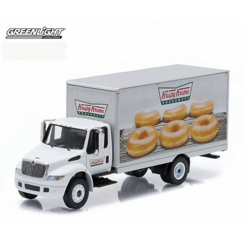 HD Trucks Series 4 - International DuraStar Box Van
