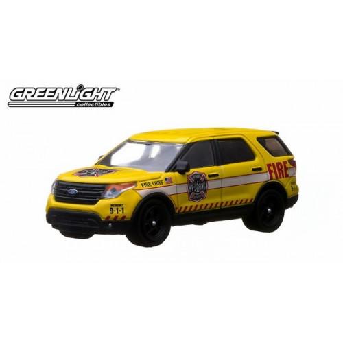 Hot Pursuit Series 13 - 2013 Ford Interceptor Utility