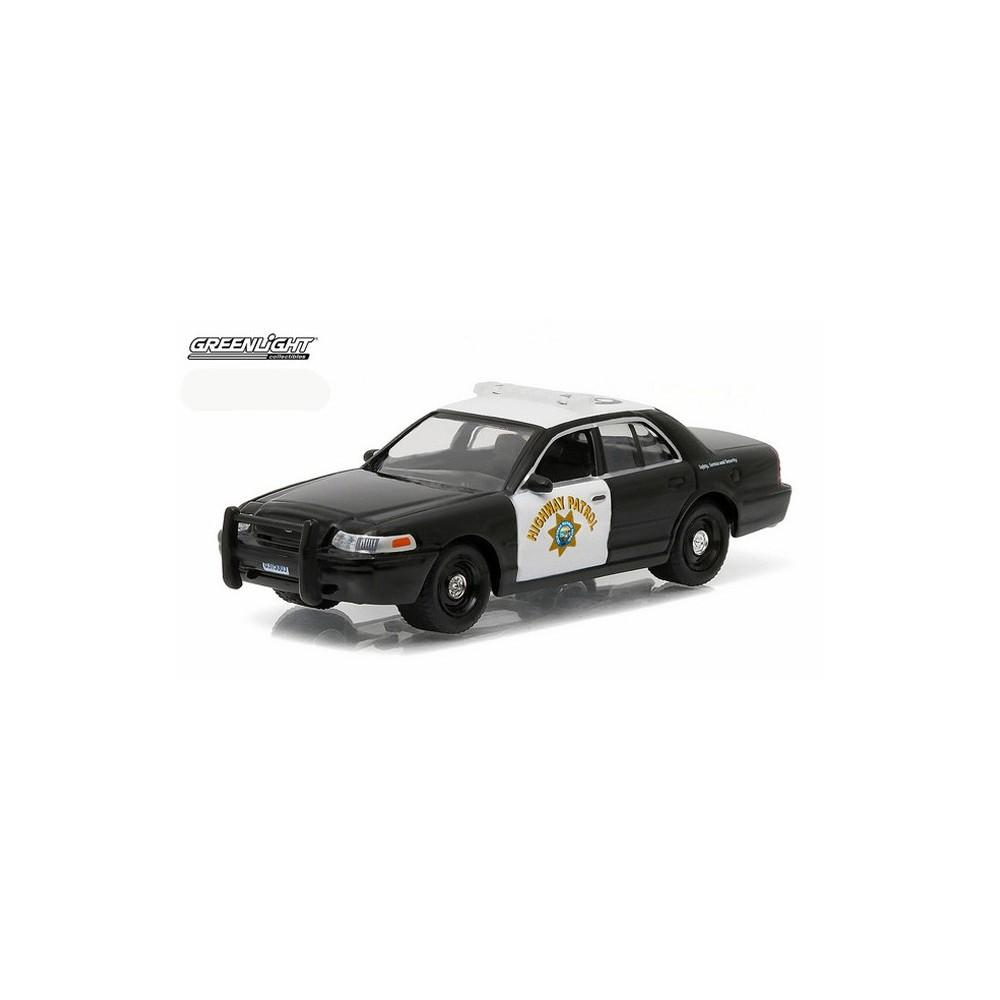 Hot Pursuit Series  Ford Crown Victoria Police Interceptor