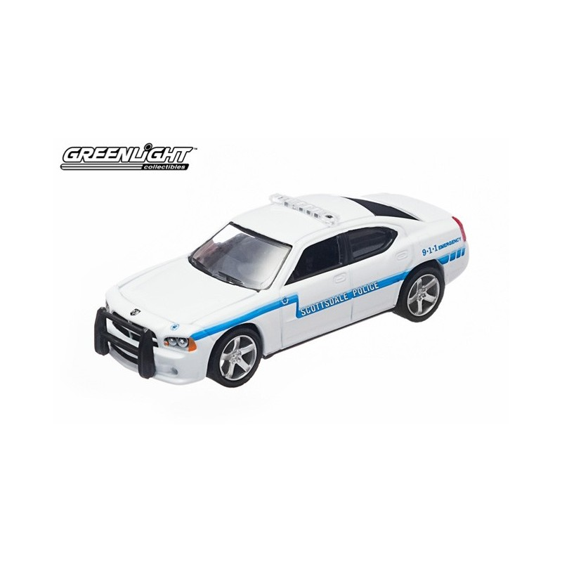 Greenlight Hot Pursuit Series 11 - 2010 Dodge Charger Scottsdale Police