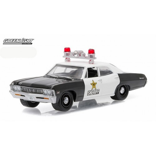 Hot Pursuit Series 20 - 1967 Chevrolet Biscayne