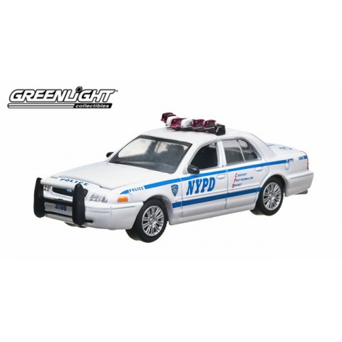 Hot Pursuit Series 12 - Ford Crown Victoria