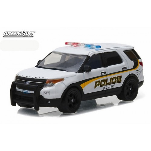 Hot Pursuit Series 21 - 2015 Ford Police Interceptor Utility