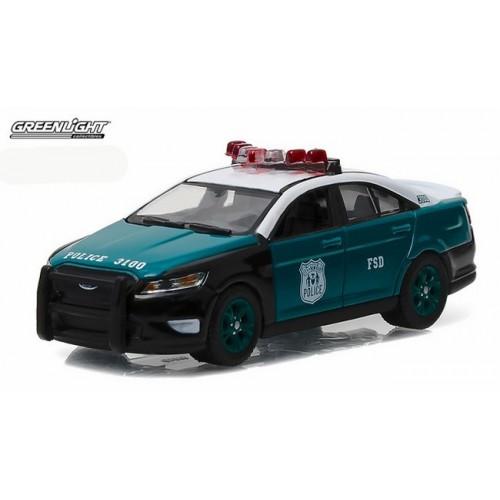 Hot Pursuit Series 21 - 2014 Ford Police Interceptor