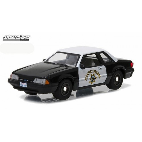 Hot Pursuit Series 21 - 1990 Ford Mustang SSP