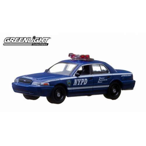 Hot Pursuit Series 13 - Ford Crown Victoria Police Interceptor