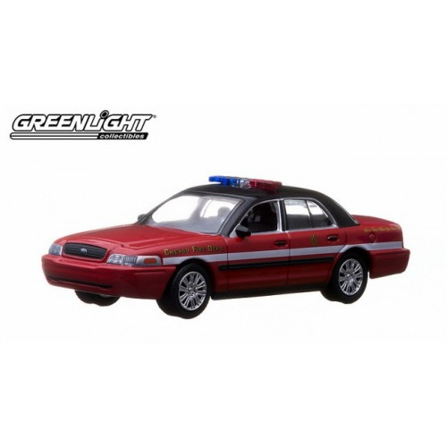 Hot Pursuit Series 13 - Ford Crown Victoria Chicago Fire