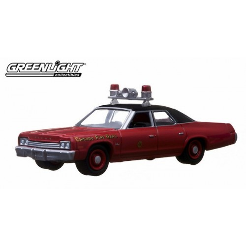 Hot Pursuit Series 13 - 1974 Dodge Monaco