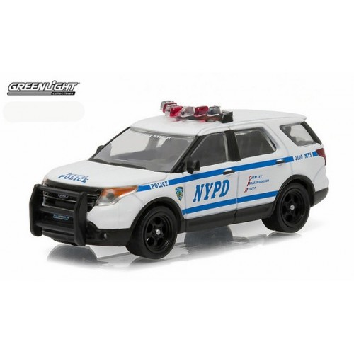 Hot Pursuit Series 19 - 2015 Ford Interceptor Utility