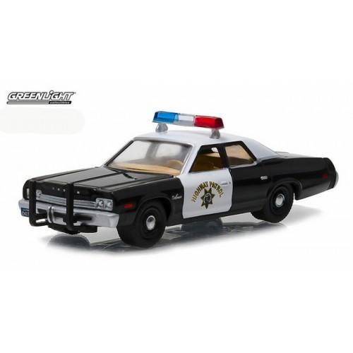 Hot Pursuit Series 21 - 1974 Dodge Monaco CHP