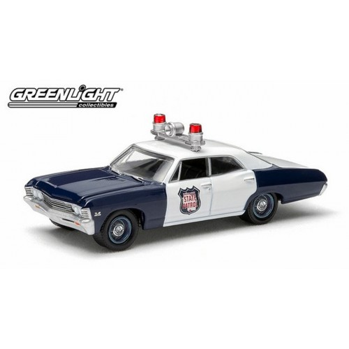Hot Pursuit Series 14 - 1967 Chevrolet Biscayne