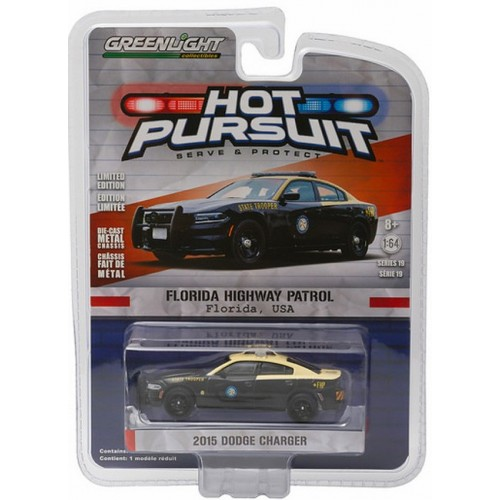 Hot Pursuit Series 19 - 2015 Dodge Charger