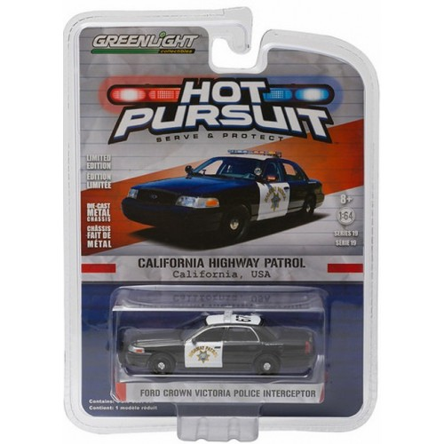 Hot Pursuit Series 19 - Ford Crown Victoria Police Interceptor