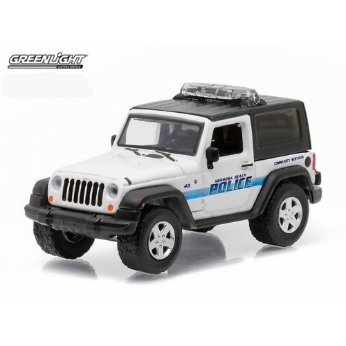 Hot Pursuit Series 18 - 2007 Jeep Wrangler