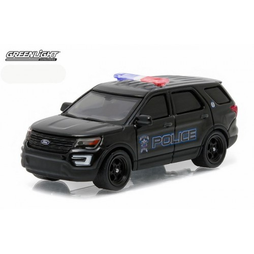 Hot Pursuit Series 20 - 2016 Ford Police Interceptor Utility
