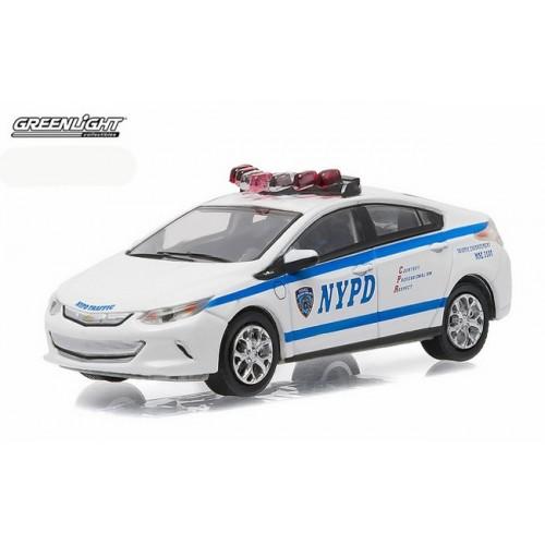 Hot Pursuit Series 20 - 2016 Chevrolet Volt NYPD