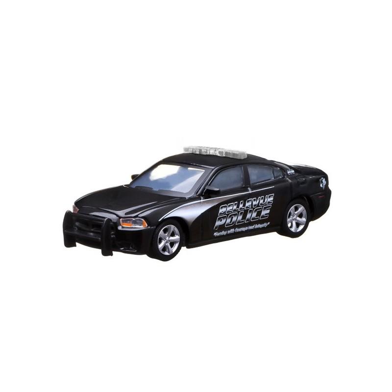Greenlight Hot Pursuit - 2012 Dodge Charger Bellevue Police