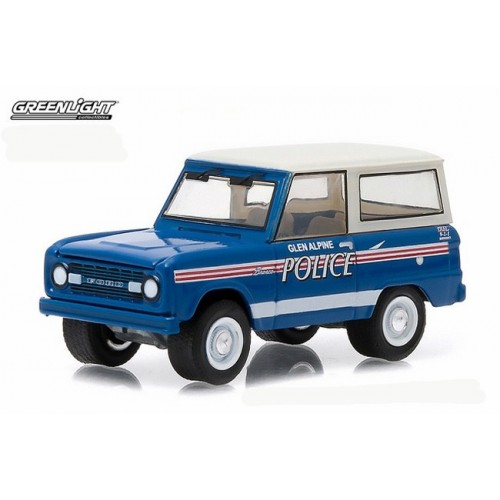 Hot Pursuit Series 16 - 1967 Ford Bronco