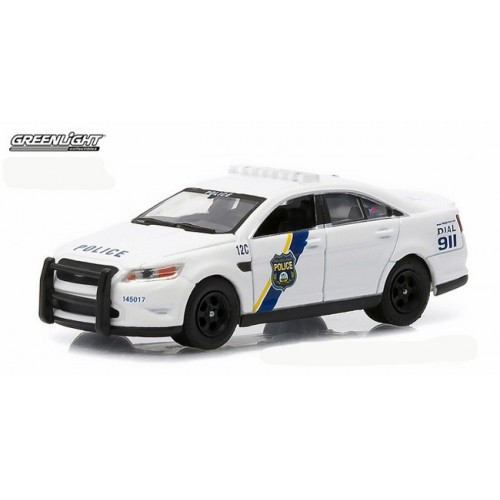 Hot Pursuit Series 16 - 2012 Ford Police Interceptor