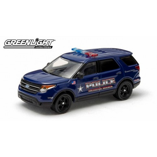 Hot Pursuit Series 14 - 2014 Ford Police Interceptor Utility