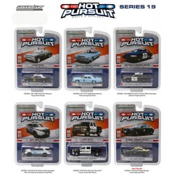 Hot Pursuit Series 19 - SET