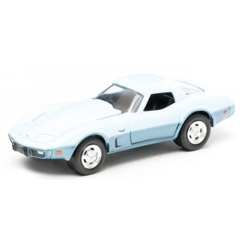 GL Muscle Series 6 - 1978 Chevy Corvette Custom