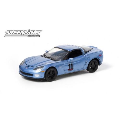 GL Muscle Series 5 - 2011 Chevy Corvette Z06 Carbon